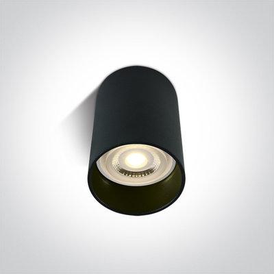 BLACK CYLINDER GU10 20W