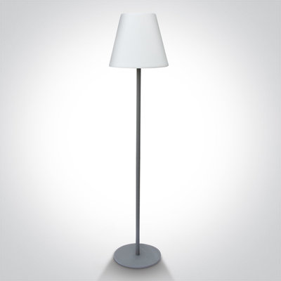 ANTHRACITE FLOOR LAMP 150cm E27 20W IP65