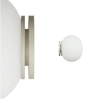 Flos Mini Glo-Ball Mirror