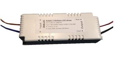 LED Driver 12V 45W dimbaar triac
