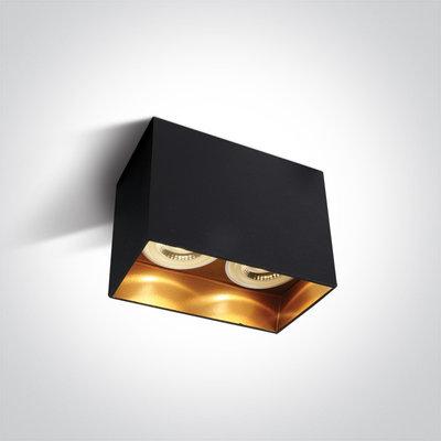 Golden Plafondlamp