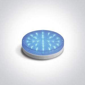 1,5W GX53 LED BLUE