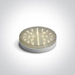 1,5W GX53 LED WW
